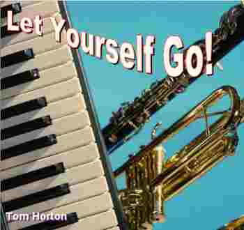 Let Yourself go cd cover