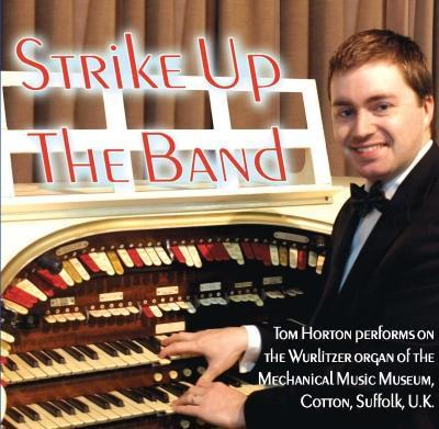 strike up the band cd cover
